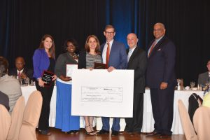 Jefferson Business Council Awards Lucien Gunter Excellence In Teaching Award